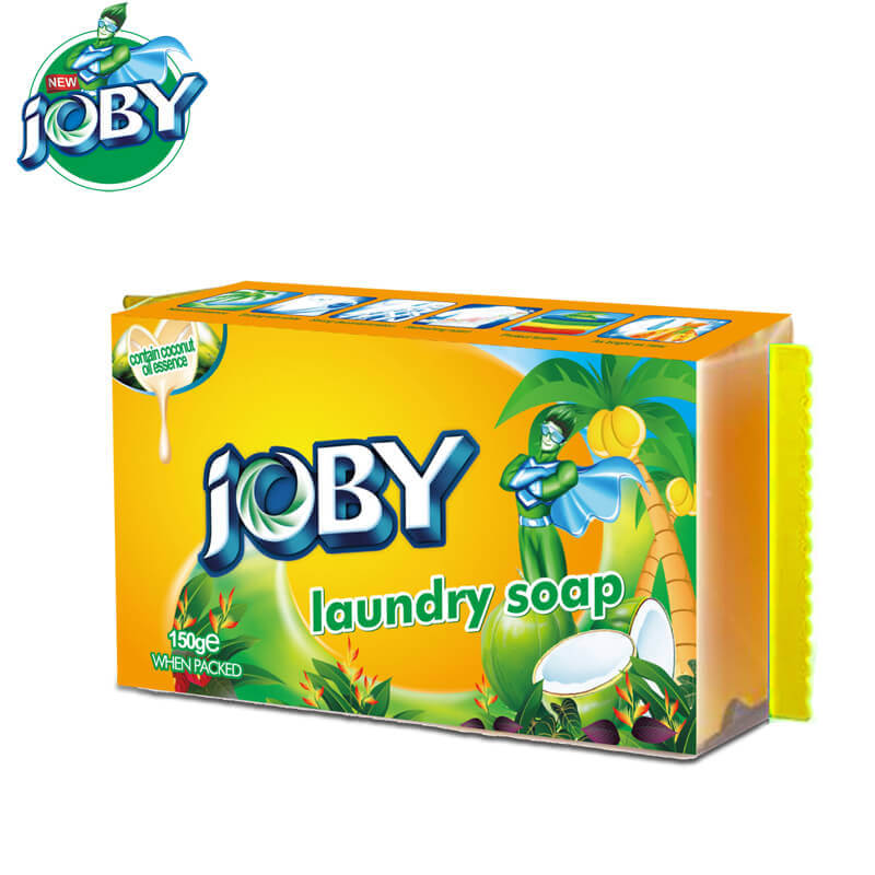 Transparent Laundry Soap JOBY